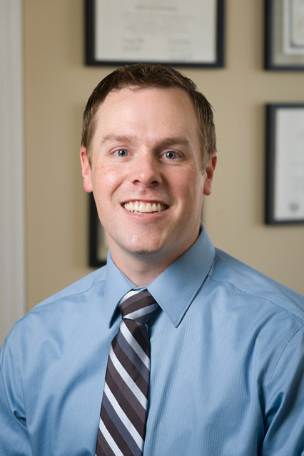 Dr. Brian Summers of Calapooia Family Dental